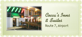 Cocca's Inns & Suites, Route 7, Airport