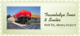 Travelodge Inn & Suites, Albany Airport